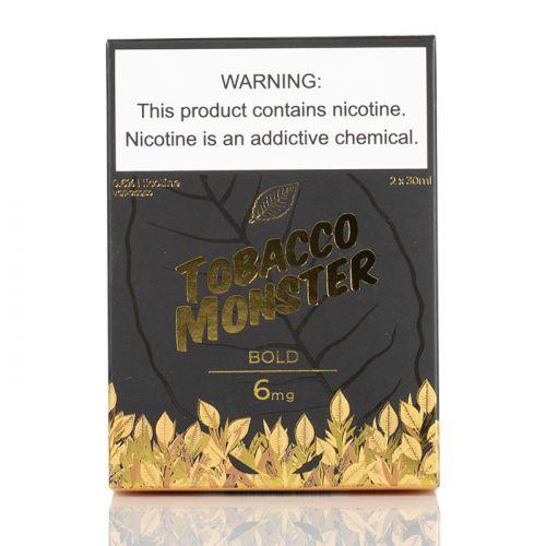 Премиум жидкость Tobacco Monster - Bold 30 мл.