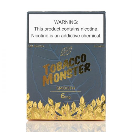 Премиум жидкость Tobacco Monster - Smooth 30 мл.