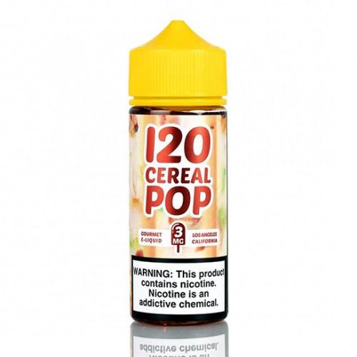 Премиум жидкость Mad Hatter - 120 Cereal Pop 120 мл.