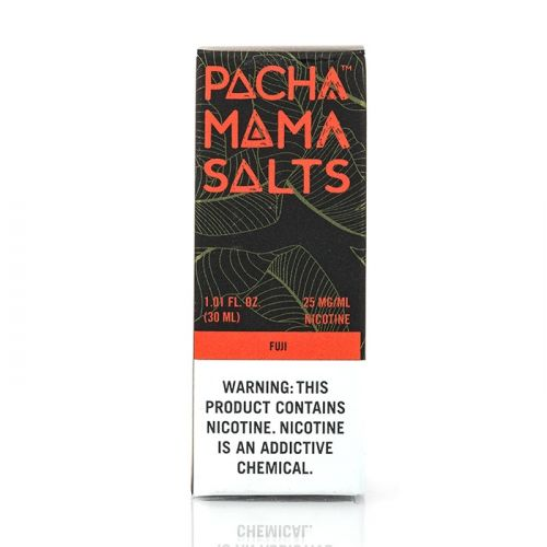 Жидкость на солевом никотине Pachamama Salts - Fuji 30 мл.