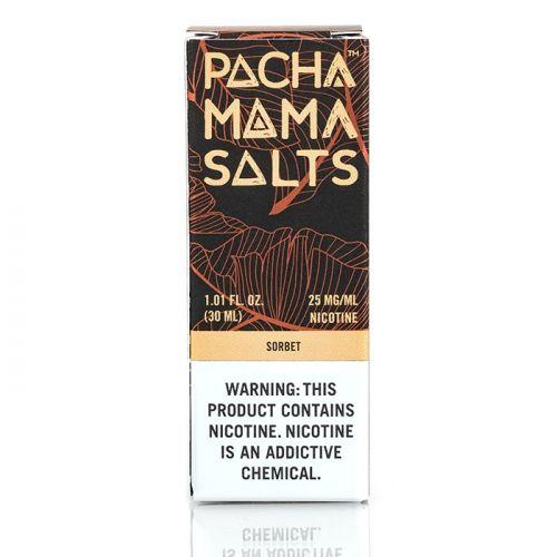 Жидкость для под систем Pachamama Salts - Sorbet 30 мл.
