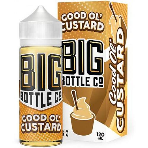 Премиум жидкость Big Bottle - Good Ol' Custard 120 мл.