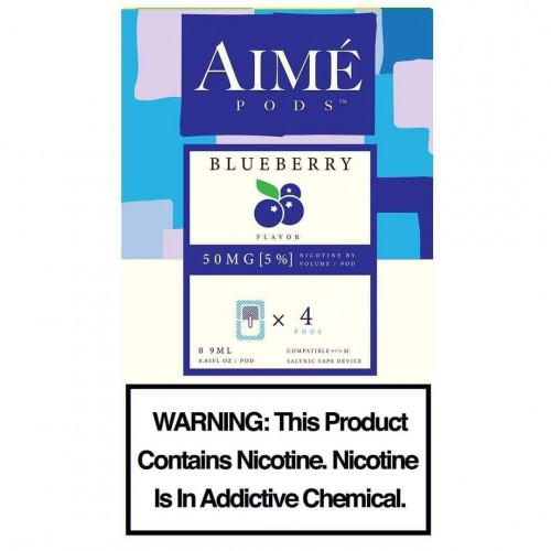 Картриджи Aime Pods - Blueberry 5%