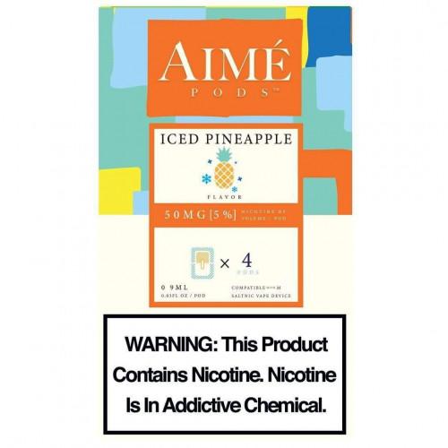 Картриджи Aime Pods - Iced Pineapple 5%