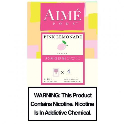 Картриджи Aime Pods - Pink Lemonade 5%