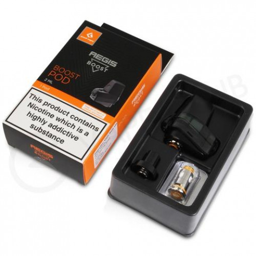 Сменный картридж GeekVape Aegis Boost Cartridge + 2 coils
