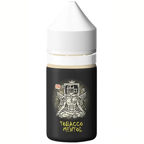 Жидкость на солевом никотине Cinematic Salt - Tobacco Menthol 30 мл.