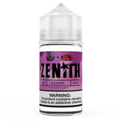 Премиум жидкость Zenith - Gemini 60 мл.