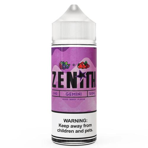Премиум жидкость Zenith - Gemini 120 мл.