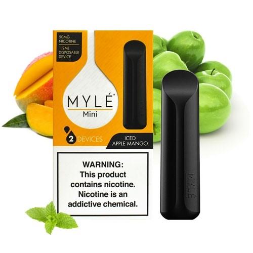 Одноразовая электронная сигарета MYLE Mini Disposable Pods (Одноразовая) 2шт.