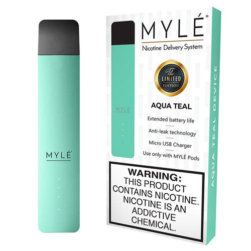 Myle Vapor Device Only Magnetic Edition (Aqua Teal)