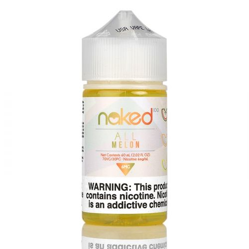 Премиум жидкость Naked 100 - All Melon 60 мл.