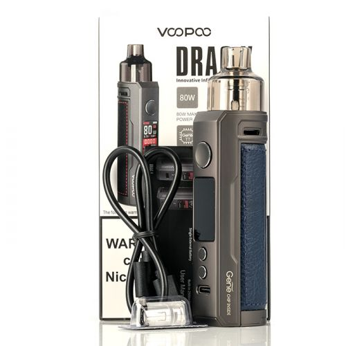 Под система VooPoo Drag X Pod Mod Kit Оригинал
