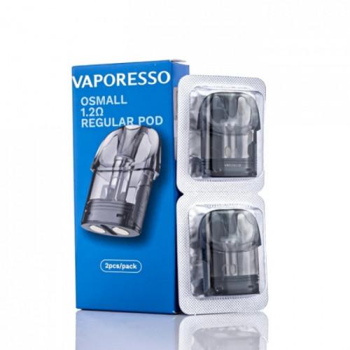 Сменный картридж для Vaporesso Osmall Cartridge 2 мл 1.2 Ом