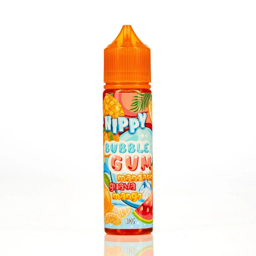 Жидкость для электронных сигарет Black Triangle - Nippy Mango Bubblegum 60 мл.