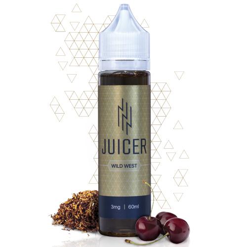 Табачная жидкость Juicer - Wild West 60 мл.