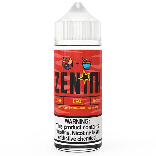 Жидкость для электронных сигарет Zenith - Leo 100 мл.