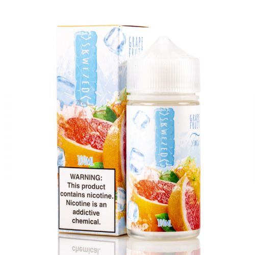 Премиум жидкость Skwezed - Grapefruit ICE 100 мл.