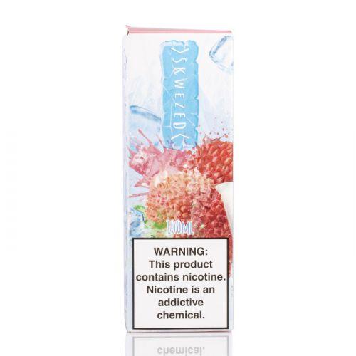 Премиум жидкость Skwezed - Lychee ICE 100 мл.