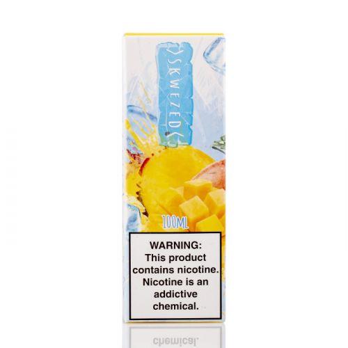 Премиум жидкость Skwezed - Mango ICE 100 мл.