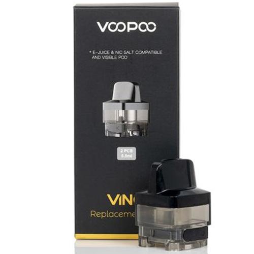 Сменный картридж VooPoo Vinci Pod Cartridge 5.5 мл.