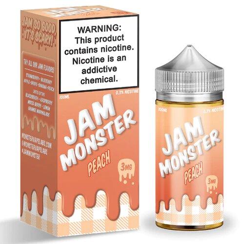 Премиум жидкость Jam Monster - Peach 100 мл.