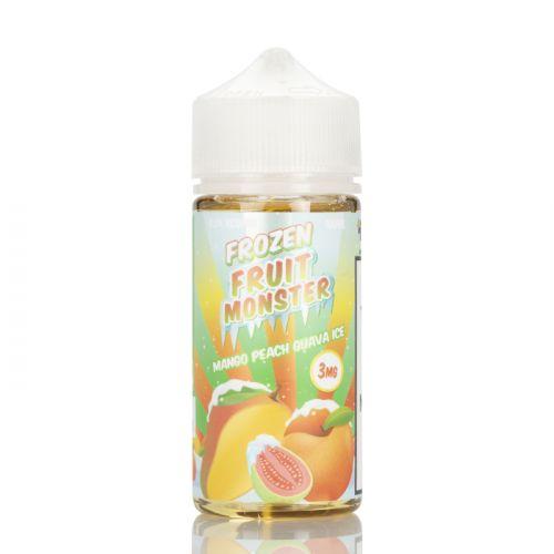 Премиум жидкость Frozen Fruit Monster - Mango Peach Guava 100 мл.