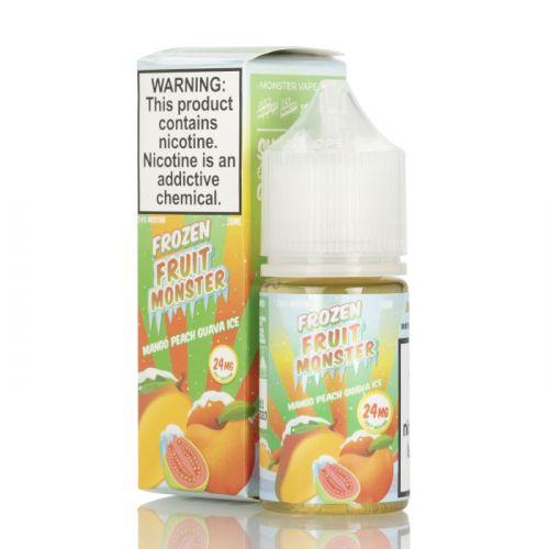 Жидкость для pod систем Frozen Fruit Monster Salt - Mango Peach Guava 30 мл.