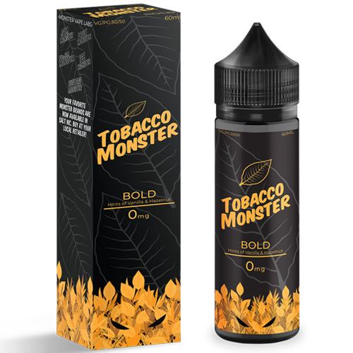 Премиум жидкость Tobacco Monster - Bold 60 мл.