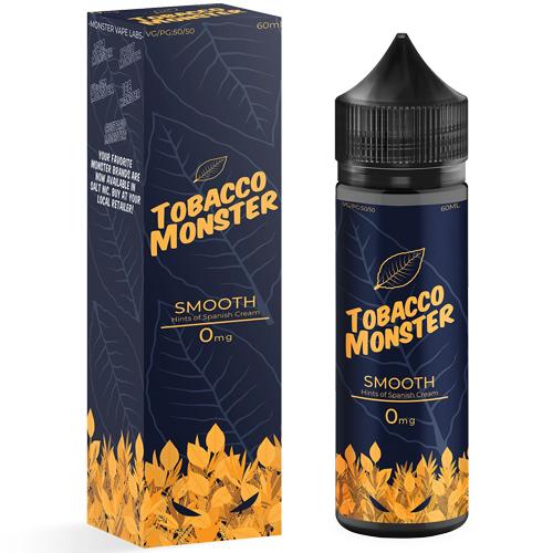 Премиум жидкость Tobacco Monster - Smooth 60 мл.
