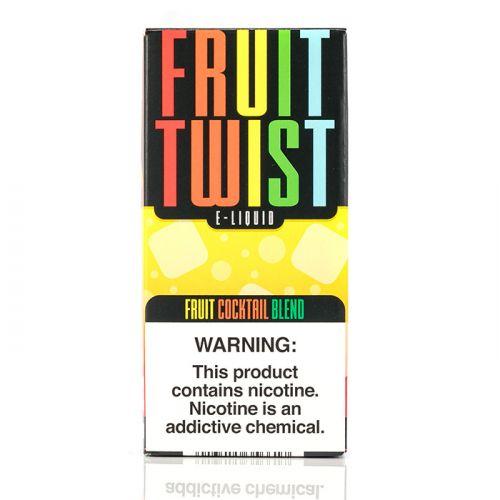Премиум жидкость Fruit Twist - Fruit Cocktail Blend 60 мл.