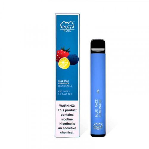 Одноразовая электронная сигарета Puff Bar Plus Disposable