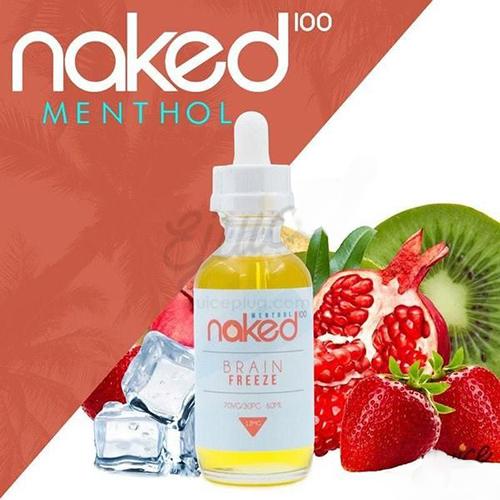 Премиум жидкость Naked 100 - Brain Freeze 60 мл.