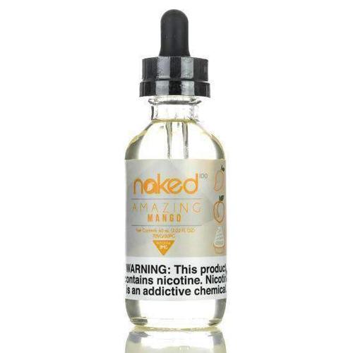 Жидкость Naked 100 - Amazing Mango 60 мл.