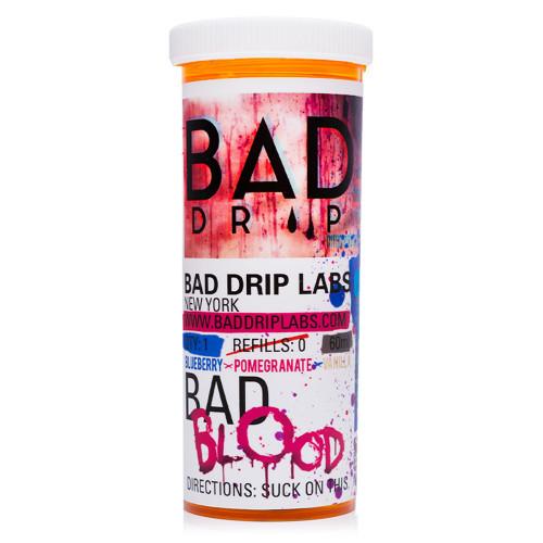Премиум жидкость Bad Drip - Bad Blood - 60 мл.