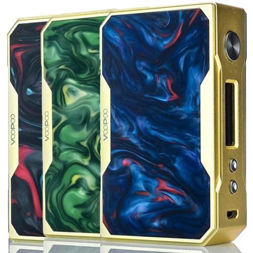 Боксмод VooPoo DRAG 157W TC Gene Chip Gold Edition