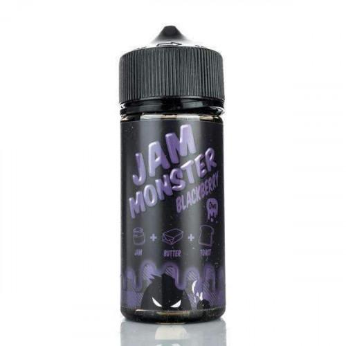 Жидкость Jam Monster - Blackberry Limited Edition 100 мл.
