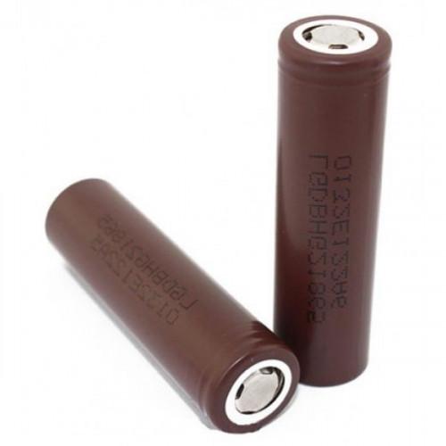 Аккумулятор 18650 - LG HG2 3000 mAh 20A