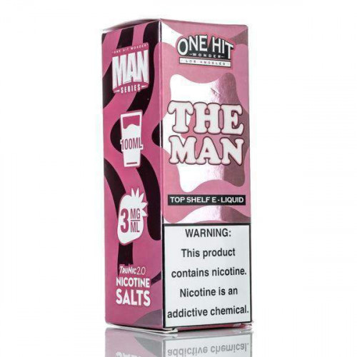 Жидкость One Hit Wonder - The Man 100 мл.