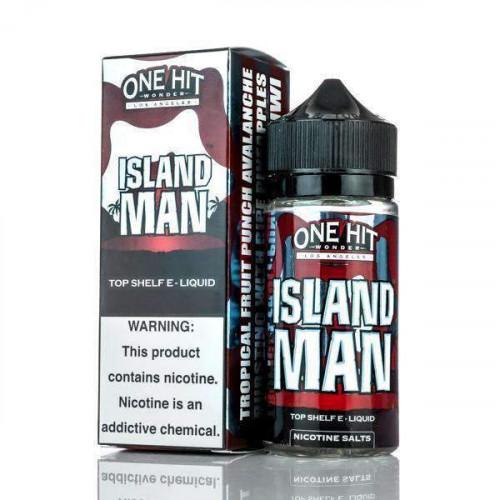 Жидкость One Hit Wonder - Island Man 100 мл.