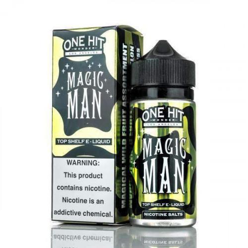 Жидкость One Hit Wonder - Magic Man 100 мл.