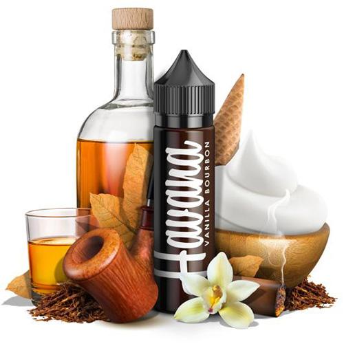 Премиум жидкость Havana Juice Co. - Vanilla Bourbon Tobacco 60 мл.