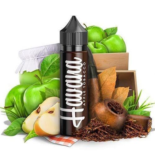Табачная жидкость Havana Juice Co. - Apple Tobacco 60 мл.