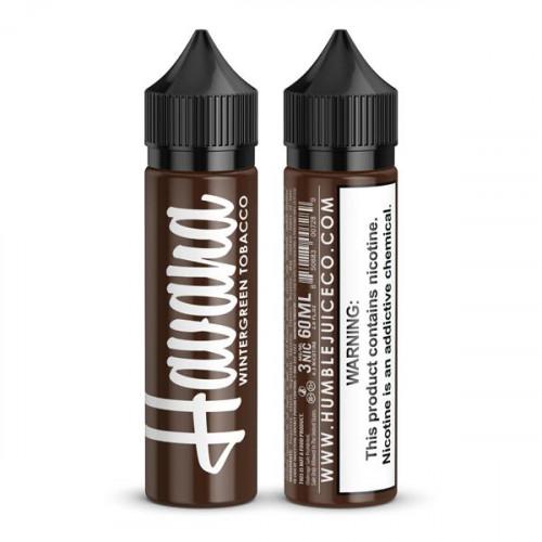 Табачная жидкость Havana Juice Co. - Wintergreen Tobacco 60 мл.