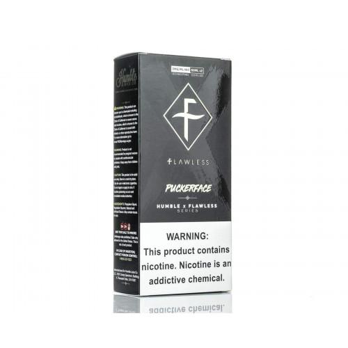 Премиум жидкость Humble X Flawless - Puckerface 60мл.