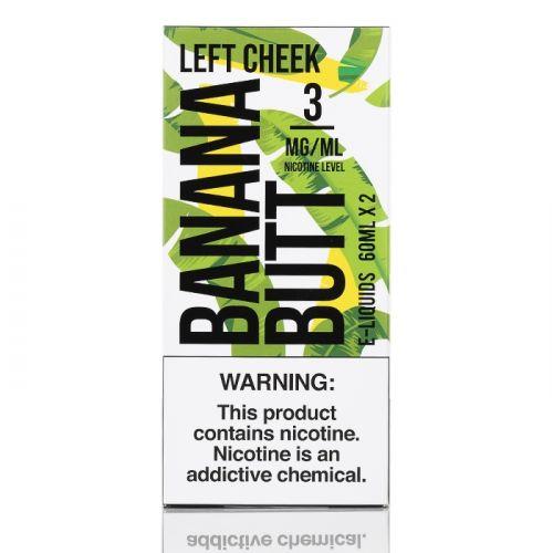 Премиум жидкость Banana Butt - Left Cheek by FRYD 60 мл.