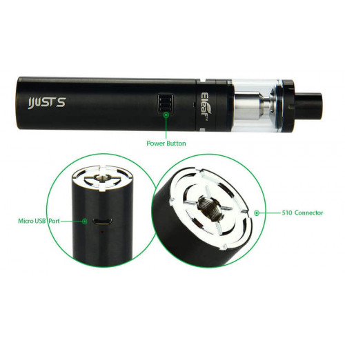 Электронная сигарета Eleaf iJust S Starter Kit