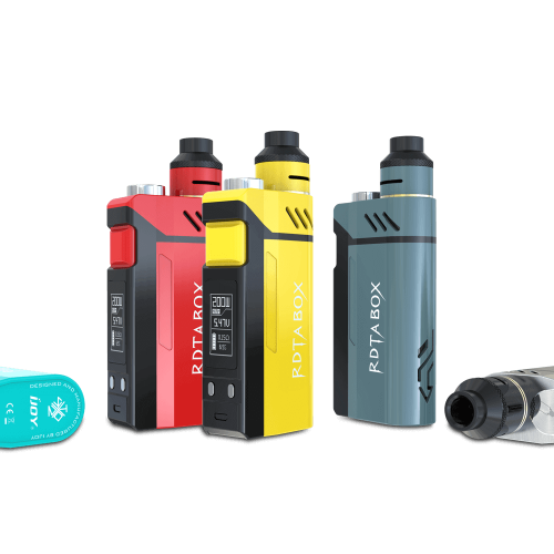 All In One набор IJOY RDTA Box