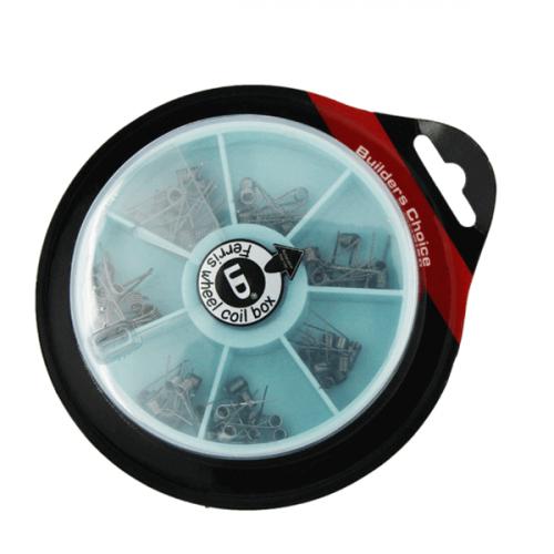 Набор готовых намоток Ferris Wheel Coil Box