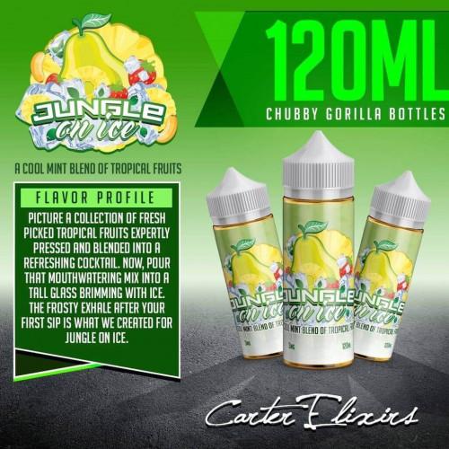 Жидкость Carter Elixirs - Jungle On Ice